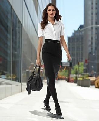 Business casual nőknek